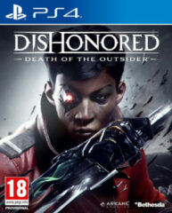 GAMEWORLD BV Dishonored - Death Of The Outsider | PlayStation 4