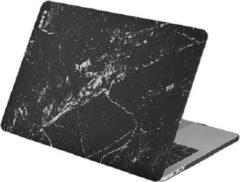 Zwarte LAUT Huex MacBook Pro 13 inch Thunderbolt 3 USB-C Marble Black