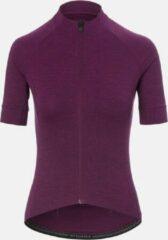 Giro Women's New Road Fietsshirt Fuschia Heather M