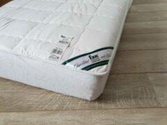 Frankenstolz - gewatteerde matrasbeschermer boord - 95° wasbaar - 180x200
