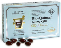 Pharma Nord Bio-Quinon Q10 Gold 100 mg - 30 Capsules - Voedingssupplement