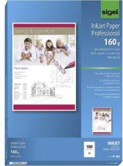 Sigel Inkjet Paper Professional IP286 Inkjet printer paper A4 160 g/m² 100 sheet Bright white