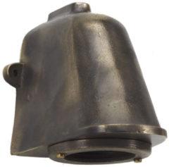 Gouden KS Verlichting K.S. Verlichting Offshore Wandlamp 10 cm - Brons