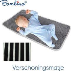 Bambino Verschoningsmatje 63 x 34,5 cm - Stripes
