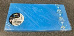 Clairefontaine Papier Luxe enveloppen 60st. Zelfklevend, helder blauw, van Pollen Clairefontaine. 11cm x 22cm.