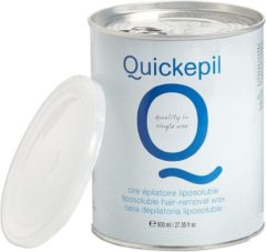 Quickepil Hars Blik Roze 800ml. - Wax -Ontharings Wax - Harsen