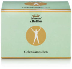Johannes von Buttlar - gesund und aktiv Gelenkampullen, 30x o. 60x 25 ml