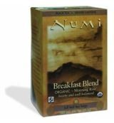 Numi Organic Tea Breakfast Blend 18st