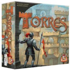 White Goblin Games gezelschapsspel Torres
