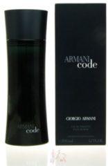 Giorgio Armani Code Homme Eau de Toilette (EdT) 200.0 ml