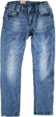 Blauwe Indian Blue Jeans Slim fit jongens - Jeans Maat 128