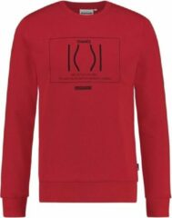 Purewhite Slim fit rood sweaters lente/zomer 2020 - Heren Sweater Maat M