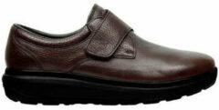 Bruine Joya Lage schoenen