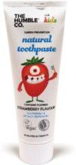 Humble Brush - kids natural tandpasta Aardbei