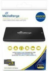 MediaRange MR1003 internal solid state drive 480 GB SATA II, SATA III 2.5