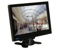 Velleman 10 HI-RES DIGITALE TFT-LCD MONITOR MET AFSTANDSBEDIENING - 16:9 - Vel