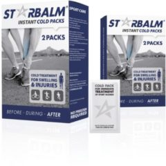 Star Balm Starbalm Fast Cold Packs 2x