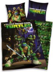 Herdings young collection Renforce-Bettwäsche, 2-tlg., Teenage Mutant Ninja Turtles