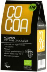 Cocoa Ballen Raw Food Rozijn Bio 70 gr
