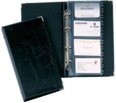 Durable Business card album Visifix 200 Black (2383-01)