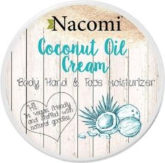 Nacomi Coconut oil cream (face, body & hands) 100ml.