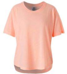 Oranje Adidas performance sport T-shirt