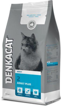 Afbeelding van Denkacat Adult Plus - Kattenvoer - Kalkoen Vis 2.5 kg - Kattenvoer