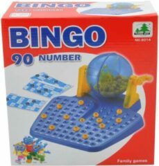 Braet Bingo - Lotto - 72 Kaarten en 90 Nummers