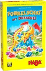HABA Spel - Fonkelschat - Het drakenei (Nederlands)