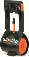 Oranje Tubolito Tubo Binnenband MTB 27,5+ inch - 42mm ventiel