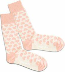 Roze DillySocks Dilly socks True Romance Sock