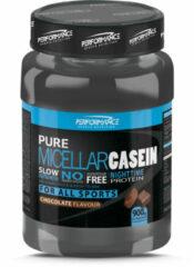 Performance Sports Nutrition - Pure Micellar Casein (Chocolate - 900 gram) - Caseïne eiwitpoeder