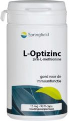 Springfield Nutraceuticals Springfield L-OptiZinc 90 vegicaps