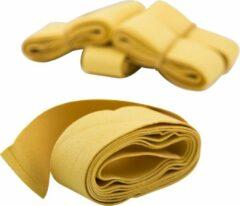 Chamois zeemgrip Zeemgrip - Chamois - geel - set 20 stuks