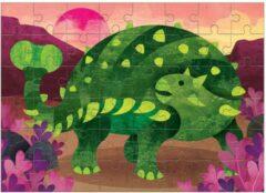 Galison Mudpuppy Mini Puzzle/Ankylosaurus