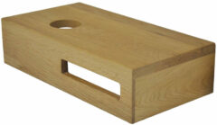 Boss & Wessing Fonteinplank BWS Oak Planchet 40x21x10 cm Links