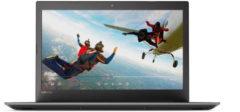 Lenovo IdeaPad 320 1.60GHz i5-8250U Intel® Core i5 der achten Generation 17.3Zoll 1600 x 900Pixel Schwarz Notebook 81BJ001TGE