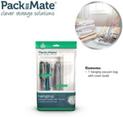 Transparante Packmate Vacuum opbergzakken 4 delige reis set Travel bags reiszakken - Space saver vacuum bag