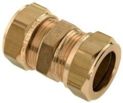 Bonfix messing knelkoppeling 12mm gastec / kiwa 82537