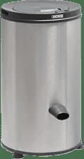 Thomas centrifuge voor wasgoed - 776SEK INOX - inox mantel - tot 4.5 kg wasgoed