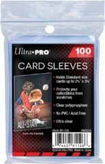 Trading Card Game TCG Sleeves - Blanco Clear - Store Safe Ultra Pro (Standard Size) - Pokemon sleeves- Penny sleeves