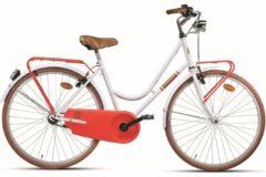 Montana Bike 26 ZOLL MONTANA SPORT CITY HOLLAND FAHRRAD Damen weiß-rot