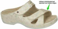 Berkemann -Dames - goud - slipper - muiltje - maat 35½