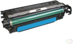 Tonercartridge Quantore HP CE251A 504A blauw