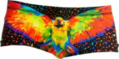 King Parrot Plain Front Trunk Plain front trunk - Heren | Funky Trunks