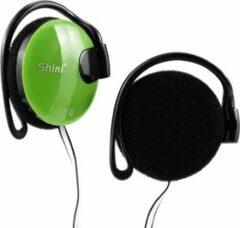 Hewec Shini Bass Stereo Bass Subwoofer Hoofdtelefoon groen
