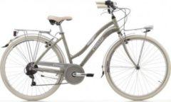 28 Zoll Damen City Fahrrad Cinzia Tiffany 6... gold-grau