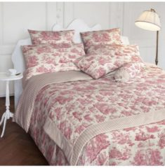 Laura Ashley Kuschelkissenbezug Toile V8 Satin Laura Ashley natur