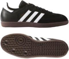 Zwarte Adidas SAMBA - Voetbalschoenen indoor - Maat 48