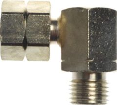 Gimeg Verloopkoppeling Knie - overige gasfittingmateriaal - bruin